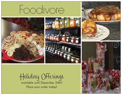 Holiday Offerings Graphic