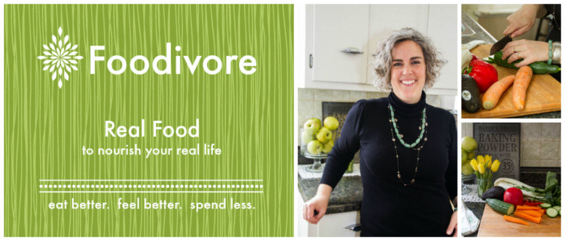 Foodivore--Real Food